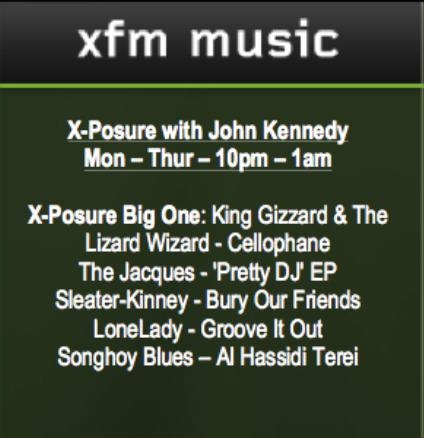 The JacquesXFM