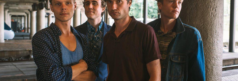 Artist Spotlight – John Hassall and the April Rainers / New single & album