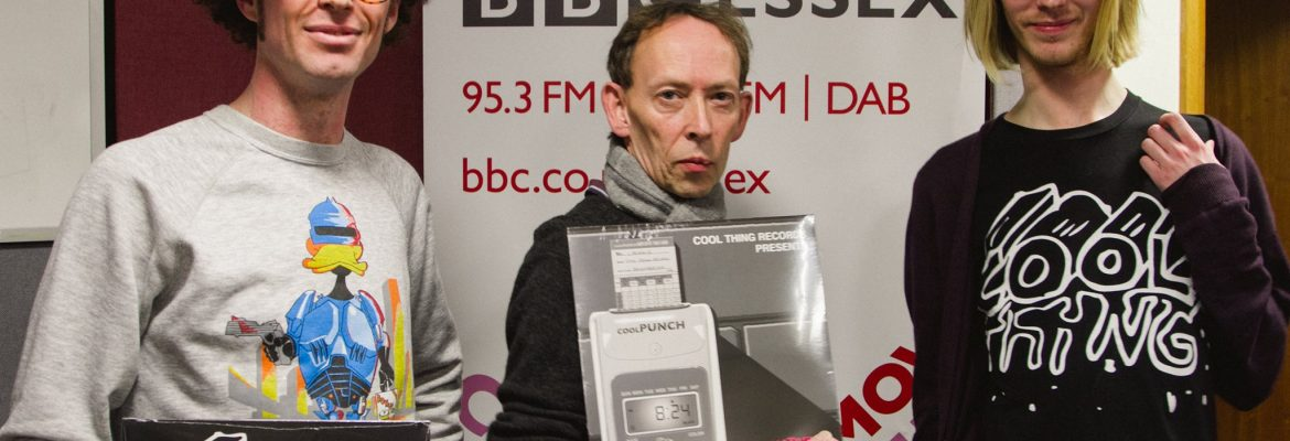 ASYLUMS – Steve Lamacq's live guests on BBC 6 Music – Independent Venues week – 26/01/17