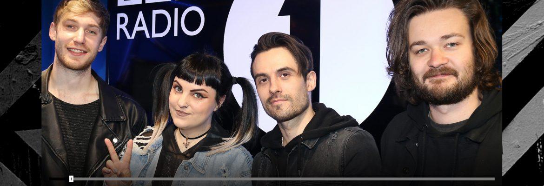 FEATURE : Daniel P. Carter/BBC Radio 1 Rock Show Get to Know…TIGRESS!
